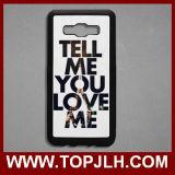 het 2D Geval van de Telefoon TPU van de Sublimatie Geschikt om gedrukt te worden Lege voor voor Samsung J5 (2016)