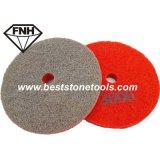 Het Oppoetsende Stootkussen van de Spons van het nieuwe Product voor Marmeren Graniet