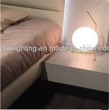 Lâmpada de assoalho de vidro do projeto o mais novo para a iluminação