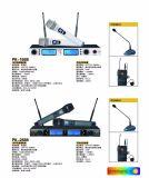 Mic&#160 tenu dans la main de câble par microphone dynamique ; Usine de Shenzhen