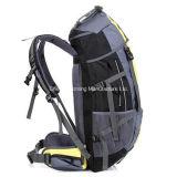 Escursione del sacchetto di viaggio impermeabile del grande di capienza dello zaino di montagna sacchetto di scalata