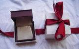 Caixa plástica de Elelgant com a caixa de jóia do plutônio