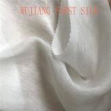 Tela de linho de seda, tela de linho de seda do Voile, tela misturada de linho de seda