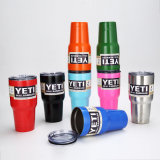 Hot Sale Colorido Yeti Rambler Tumbler Stainless Steel 20oz Yeti Cups com alta qualidade