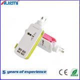 Заряжатель перемещения переходники USB 4 Port портативный