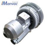 Ventilador dobro de alta pressão 15HP da canaleta do lado do estágio