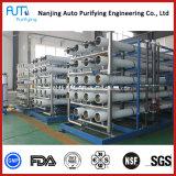 Sistema de consumición del RO de la planta de agua de la desalación del agua