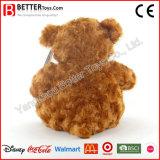 장난감이 싼 연약한 장난감 곰 장난감 견면 벨벳 곰 박제 동물에 의하여 농담을 한다