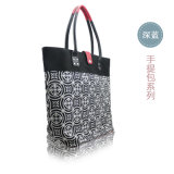 Floral avec le modèle de cuir d'unité centrale des sacs à main fonctionnels pour les femmes