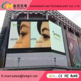 2017 tela de venda quente do diodo emissor de luz do anúncio comercial P6 para ao ar livre
