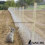 Sechseckige fechtende Draht-Filetarbeit für Bauernhof-Zaun