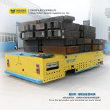 Batteriebetriebene Schienen-Übergangsschwere Eingabe-Karre für das Form-Handhaben