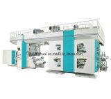HochgeschwindigkeitsMulticolors Kennsatz-Film-Ci-Typ flexographische Drucken-Maschine