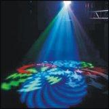 [لد] عرض حزمة موجية تأثير ضوء لأنّ ديسكو مع [روهس]