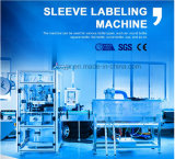 Machine craintive d'étiquette automatique de bouteille d'animal familier