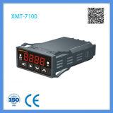 Термостат регулятора температуры красного цвета СИД цифров размера 48*24mm Xmt 7100 миниый с электропитанием 12V