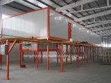 Ligne d'enduit de poudre de qualité pour des produits en métal