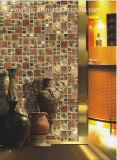 Tegel van het Mozaïek van /Glass van het Mozaïek van het Mozaïek van het Bouwmateriaal de Marmeren Ceramische (FY154823T1)