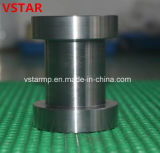 Fabrik ISO9001 passte hohes Präzisions-CNC maschinell bearbeitetes Edelstahl-Teil für Autoteil an