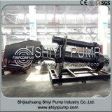 Pompe lourde verticale centrifuge de boue de carter de vidange