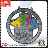 Hot Dirty Running Race Medal Metal