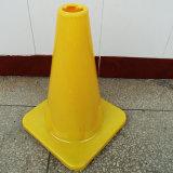 フットボールの敏捷のトレーニングの境界マーカーの円錐形のサッカーの円錐形4カラーセット15cm