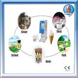 1개는 세륨 certifiate를 가진 대에 Hommy 연약한 서브 후로즌 요구르트로 아이스크림 기계를 쐈다