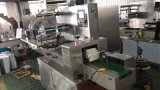 Машина упаковки еды подачи подушки мяса HS-350c замерли Поднос-Типом, котор