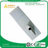 éclairage extérieur solaire des lampes de détecteur de mouvement de réverbère 80W DEL