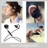 Accesorios Oído-Colgantes sin hilos del móvil del receptor de cabeza de Bluetooth V4.1 de los deportes