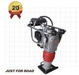 Robinが動力を与えるMultiquipの耐久ガソリンかディーゼル土の振動影響の充填のランマー