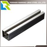 304/316 pipe de fente d'acier inoxydable
