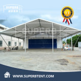 Tente militaire de PVC de grand aluminium (LS30/4.0-5)