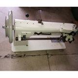 La máquina de coser resistente usada para el sofá material de la aguja gruesa calza bolsos