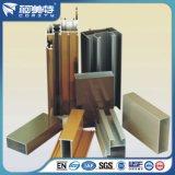 Profil en aluminium d'isolation thermique avec la surface d'enduit de poudre