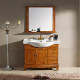 Vanità stabilita di legno del Governo di stanza da bagno di Soild