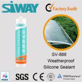 Нейтральный погодостойкmNs Sealant силикона Sv888 около качества Dow Corning Sj168