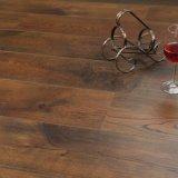 Plancher en bois en stratifié imperméable à l'eau de matériau de construction avec AC3