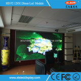 P2 HD 160x160 LED de vídeo módulo de pared