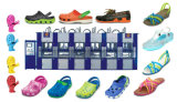 Automatique One Colors EVA Shoes Crocs Slippers Injection Molding Machine