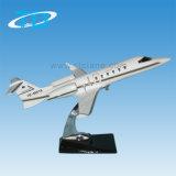Échelle 1/54 33cm de Learjet 60 d'avion modèle de jouet