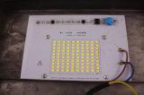 Luz de inundação do diodo emissor de luz do poder superior 50W de Epistar 3030