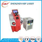 Soldadora de laser del soldador 100With200W del laser del alto rendimiento para la joyería