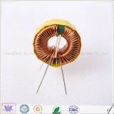 рана провода 40mh 47*18mm свертывает спиралью сильнотоковый индуктор