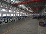 Machine de tenon à double extrémité automatique CNC à bois de haute précision