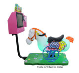 Kiddie-Fahrmünzenspiel-Maschine für Verkauf (ZJ--KR03-2)