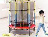 安い子供の屋外の体操のばねのトランポリンのトランポリンの跳躍のパッド