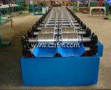 Rodillo Junta-Ocultado 760 del panel de la azotea de Jch que forma la máquina