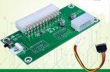 ATX 24Pin二重PSUの力の同期開始のカードのアダプター