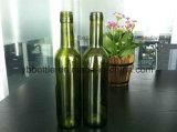 Gute dunkelgrüne Wein-Flasche der Qualitäts375ml